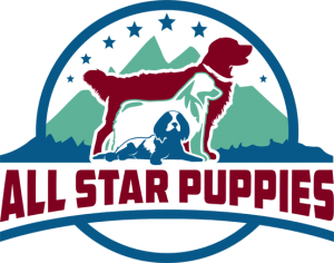 All star puppies Logo